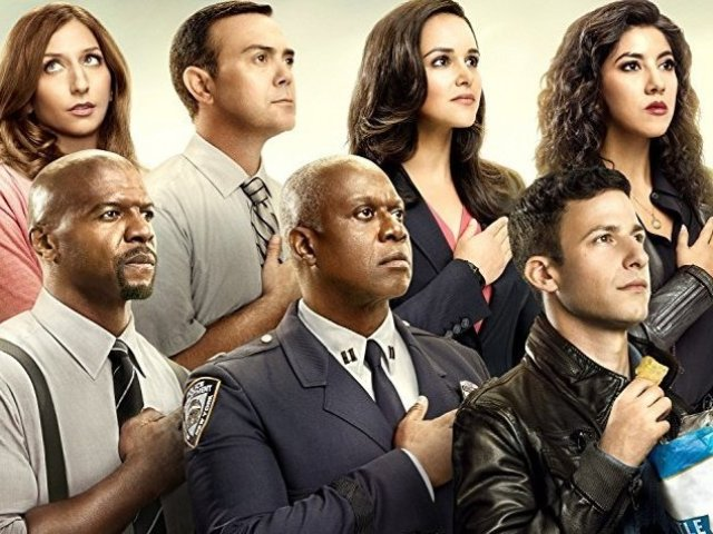 Brooklyn Nine-Nine!