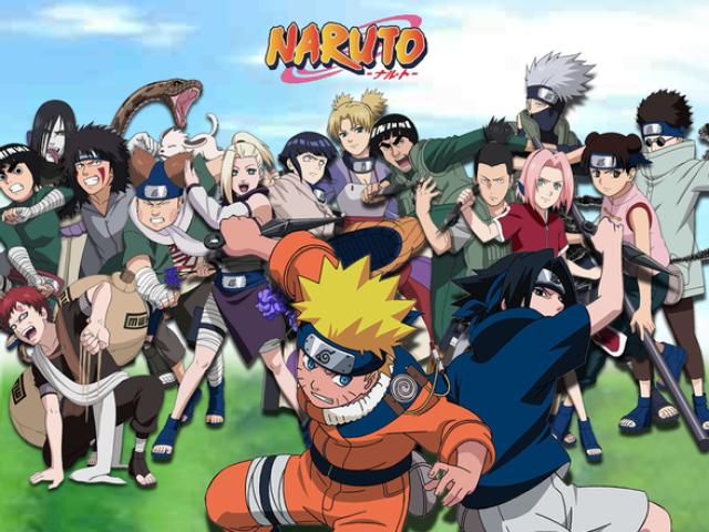 Você realmente conhece Naruto? Faça esse quiz e descubra!