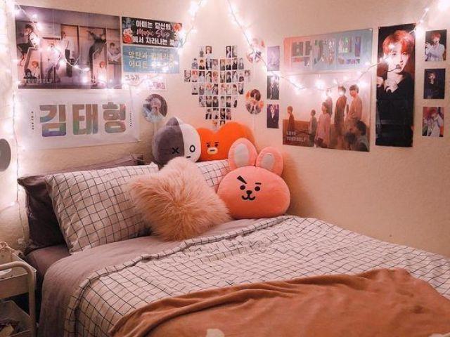 ☆ Monte seu quarto (Versão BTS) ☆