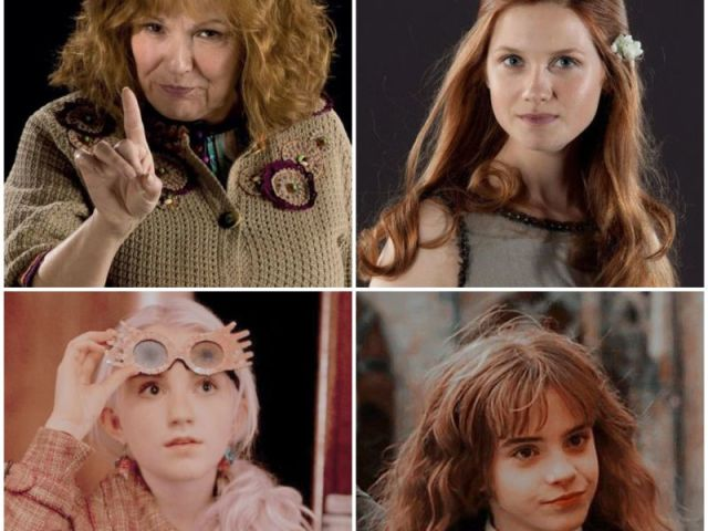 Que menina de Harry Potter você seria?