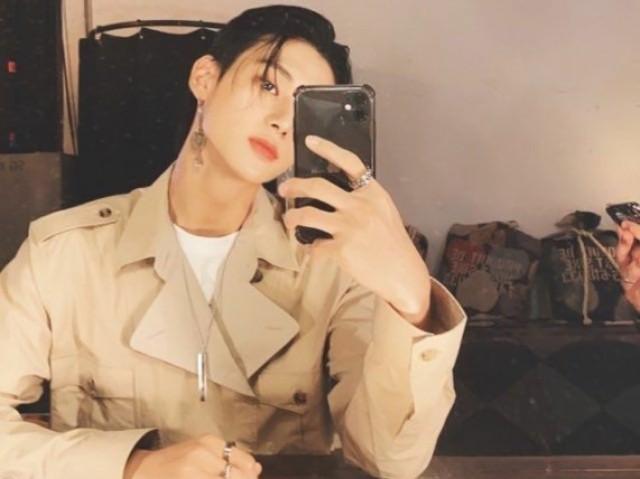 O que Jung Wooyoung séria seu?