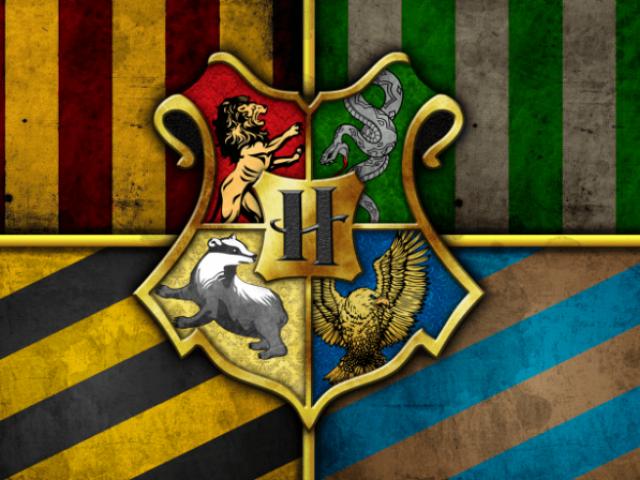 Descubra sua casa de Hogwarts