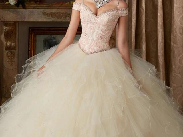 Qual será o seu vestido de debutante?