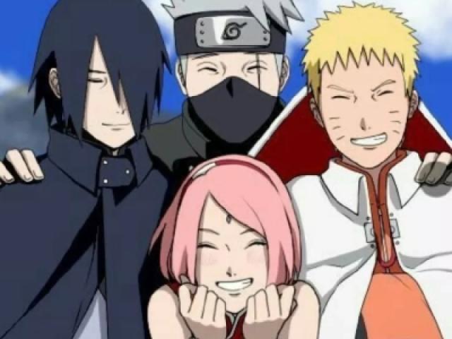 Qual personagem de Naruto você seria e de qual clã você seria?