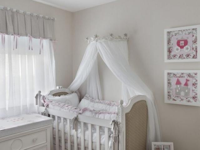 Monte o quarto da sua bebê!