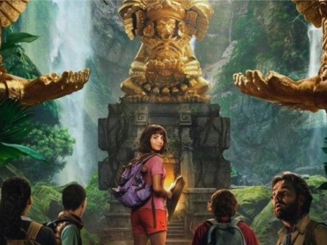 Você conhece o filme Dora e a cidade perdida?