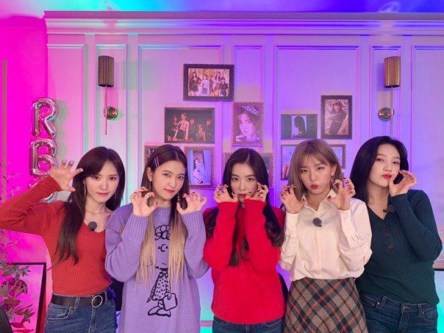 Monte um álbum e eu te dou uma integrante do Red Velvet!