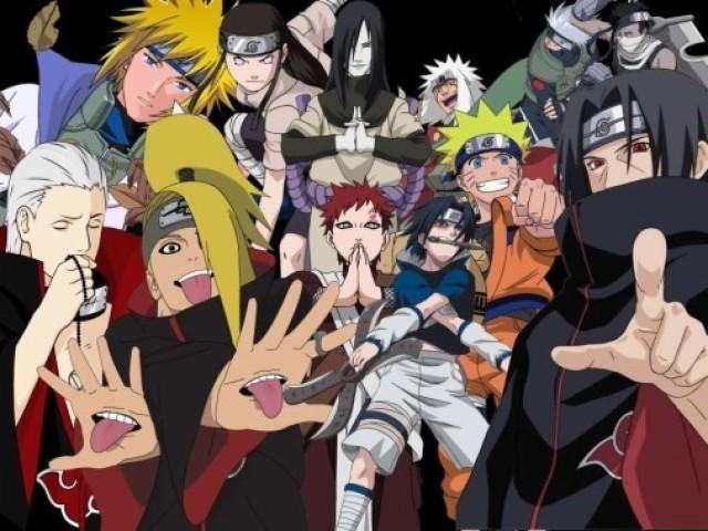 Qual personagem de anime você seria?