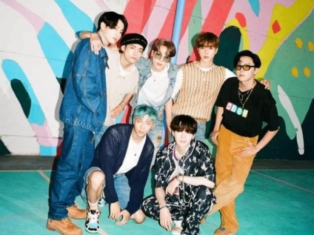 BTS: Você conhece eles mesmo?(Fácil)