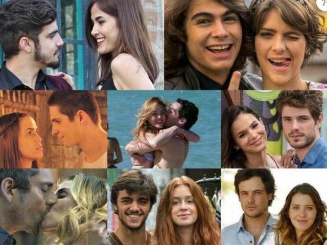 Qual casais das novelas da Globo combina mais com você?