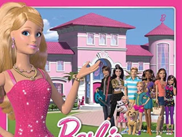 Quem você é na Barbie Live?