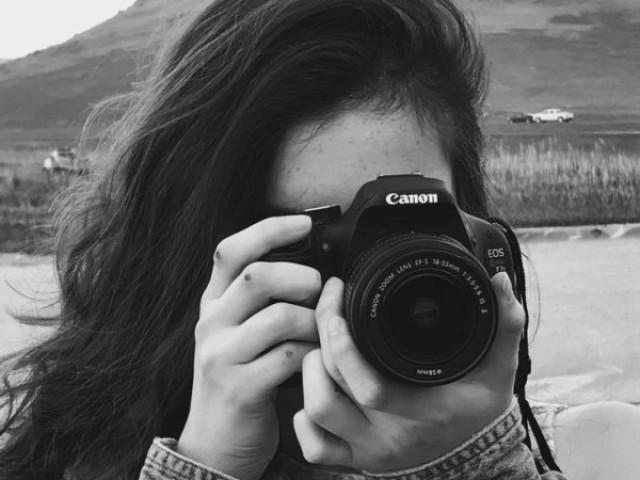 Monte uma sessão de fotos