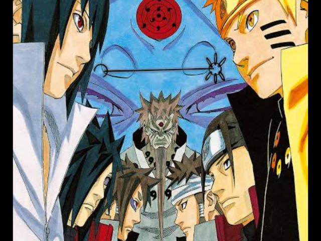 Você realmente conhece o anime Naruto?