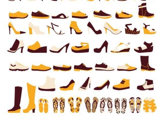 Escolha entre esses sapatos e lhe direi qual é o seu estilo