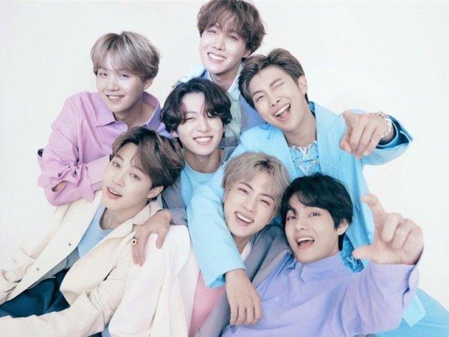 Crie seu casamento e te direi quem do BTS seria seu noivo!