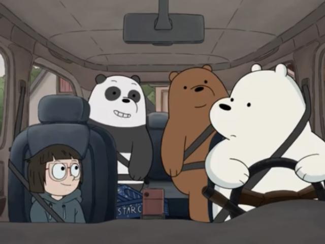 Quem é você em Ursos sem Curso?