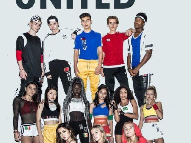 Quem vc seria do now united (para meninas)