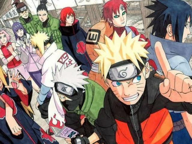♧•Naruto: Quem falou essa frase?•♤《30 Frases》