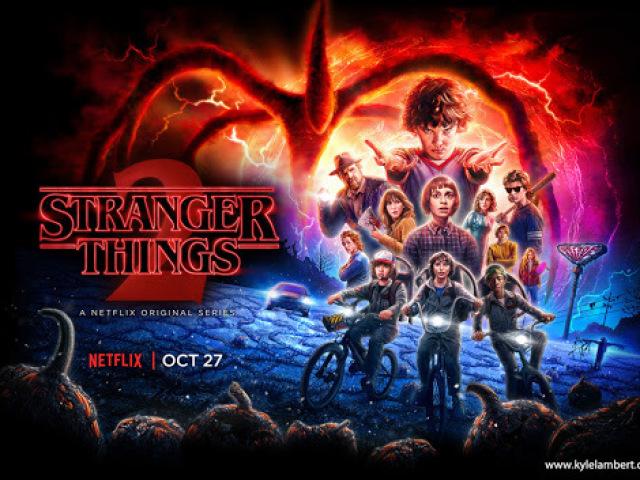 Você realmente conhece a 2° temporada de Stranger Things?