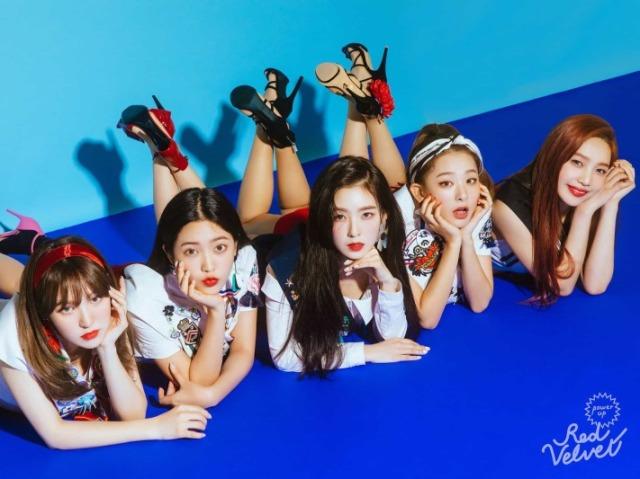 Tentarei adivinhar sua bias no Red Velvet