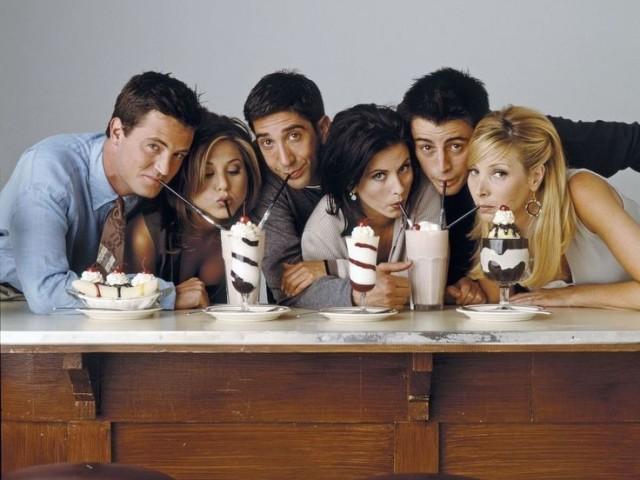 Você é realmente fã de Friends (Nível Hard)