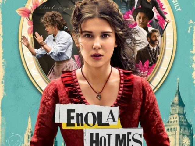 Quem você seria em Enola Holmes?