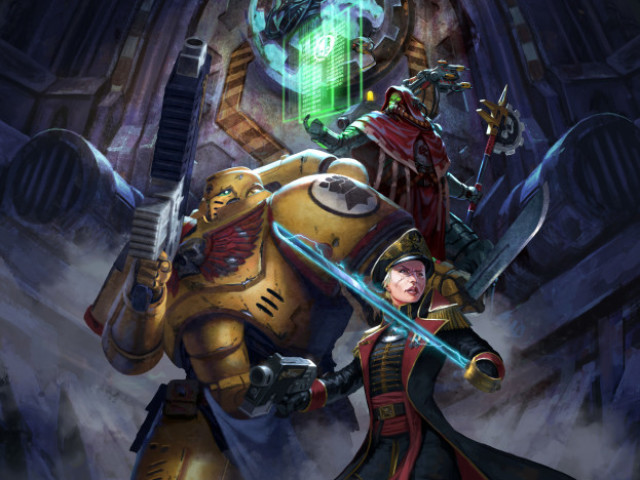Quem você seria em Warhammer 40k?