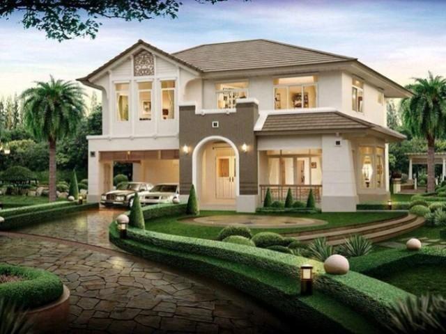 Monte sua casa americana dos sonhos 2!