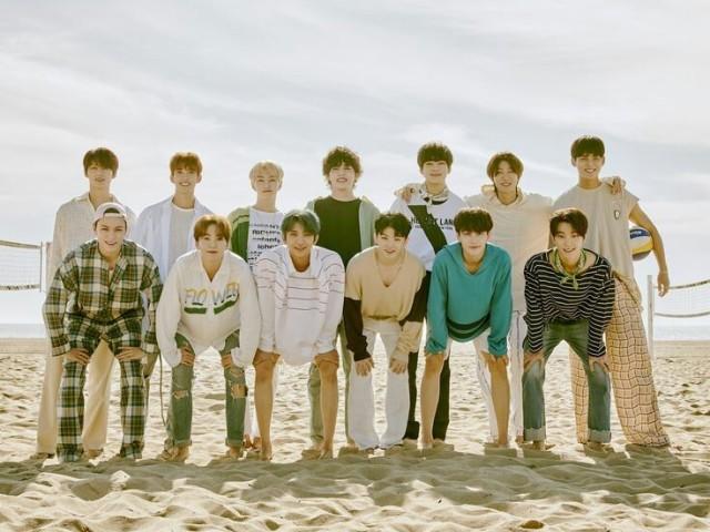 ☆ Qual é o Boy Group? ☆