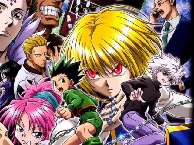 O que você sabe sobre Hunter × Hunter?