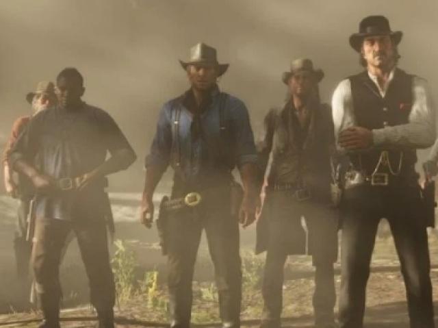 Quem você seria na gangue van der line? (Red Dead Redemption 2)
