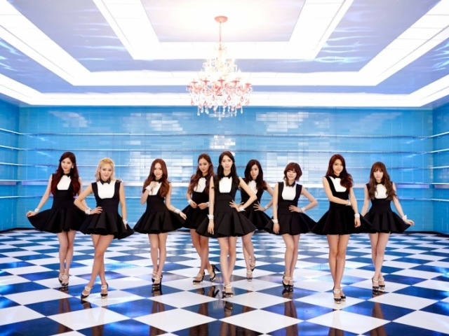 Você conhece o grupo Girls' Generation?