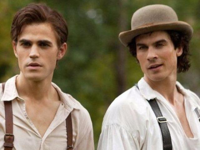 Quem você seria em The Vampire Diaries? (2020)