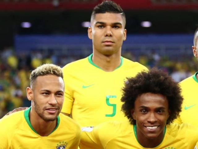 Quem você seria na seleção brasileira?