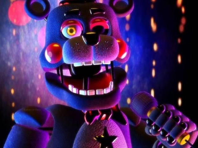 Quem você seria em Five Nights at Freddy's 6?