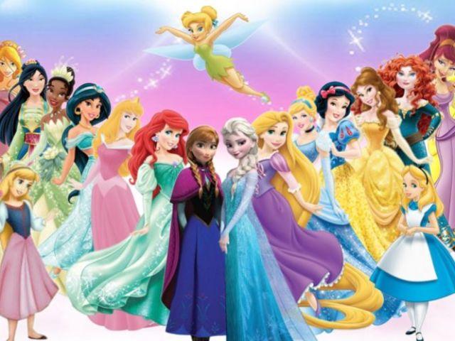 Qual princesa da Disney você seria? 👸🏻🧚🏻♀️