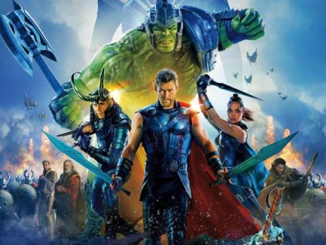 Você conhece Thor: Ragnarok?