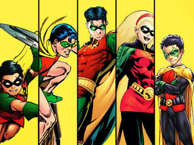 Quiz dos Robins parte ll