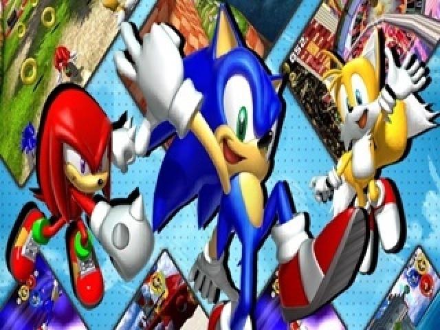 QUIZ sobre: Sonic Heroes!