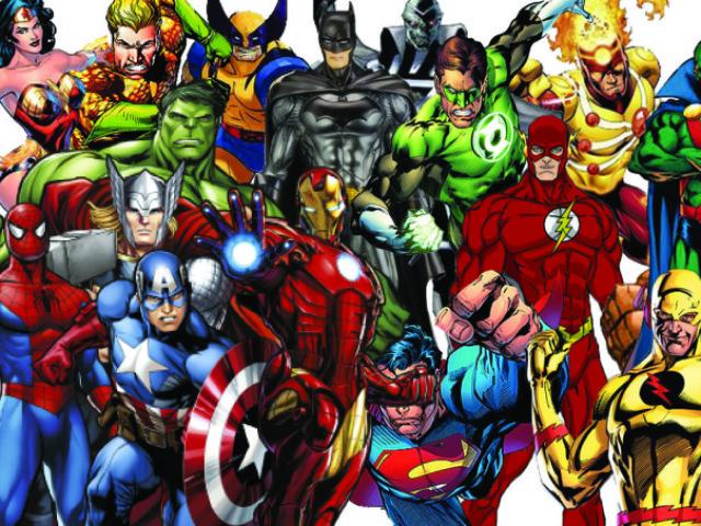Qual Super-herói você seria?