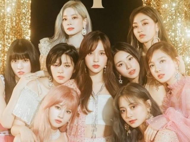 Você conhece bem o grupo feminino Twice?🌸