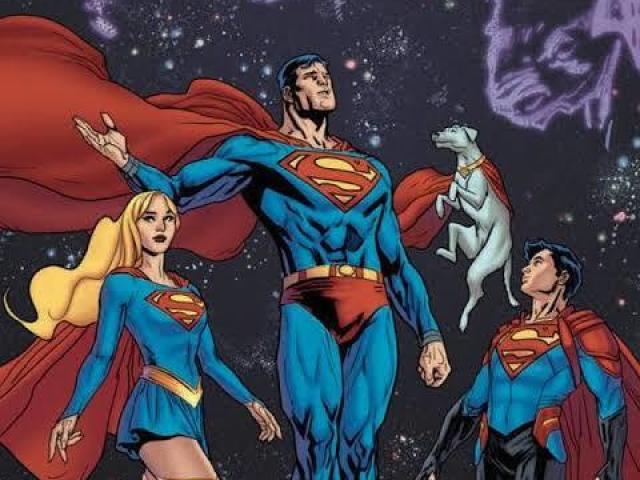 Lista da Super Família!