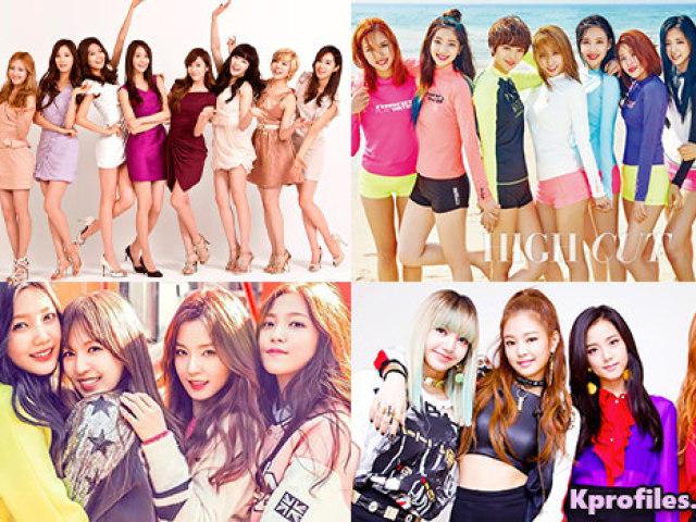 Qual é o Girl Group?