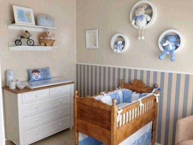 Como será o quarto do seu filho?
