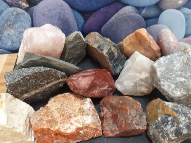 Que tipo de rocha você é?