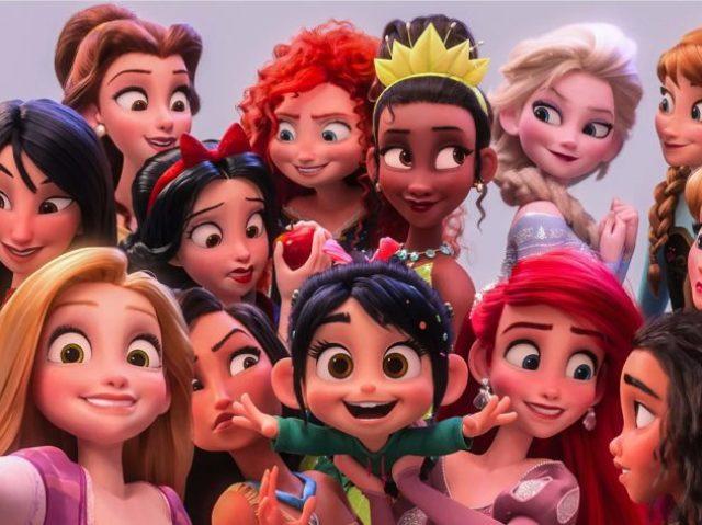 Qual princesa da Disney você seria?