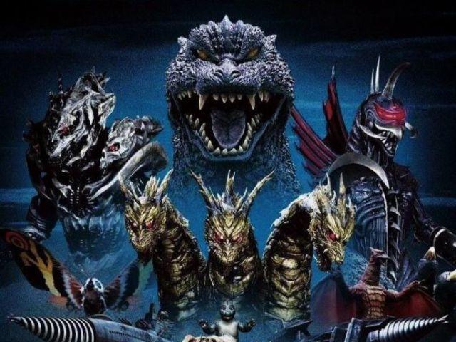 Quem você seria em Godzilla: Final Wars?
