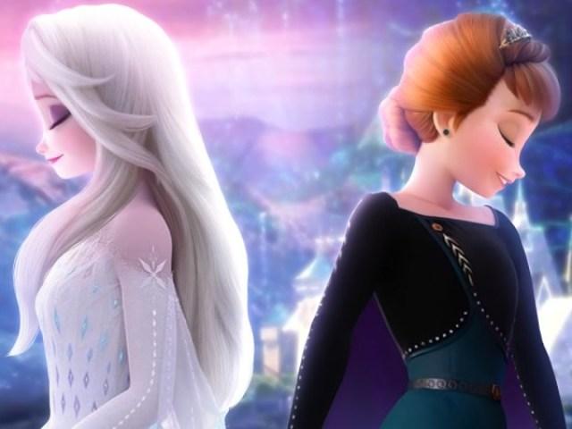 Você é mais Elsa ou Anna