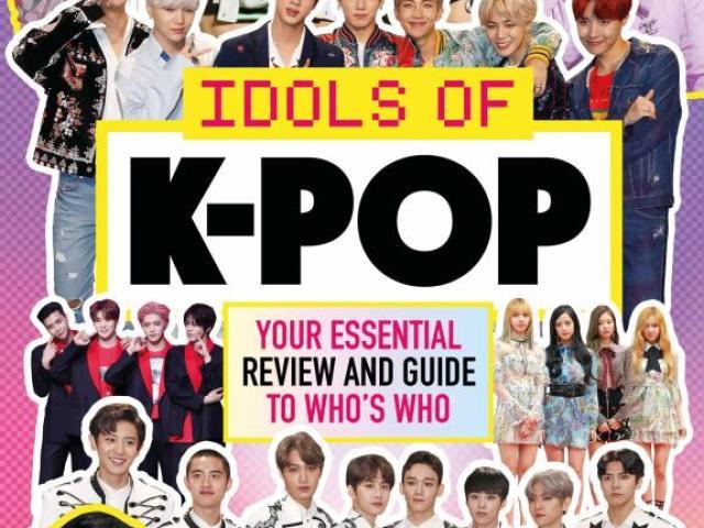 Monte seu grupo de K-pop e te darei um grupo e falarei se ele vai ser famoso!