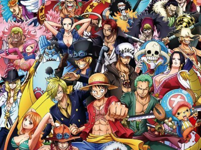 Teste seu conhecimento sobre One Piece!